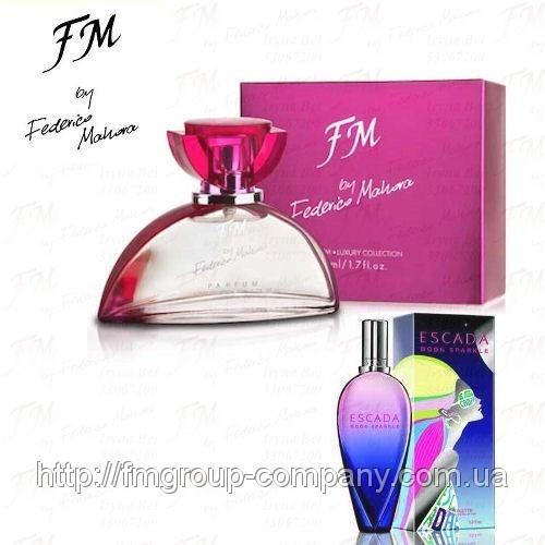 Fm 281 Pure Royal женские духи парфюмерия Fm World Parfum аромат