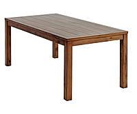 Стол обеденный 90x180см массив акации