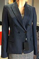 Пиджак Massimo Dutti (серый)