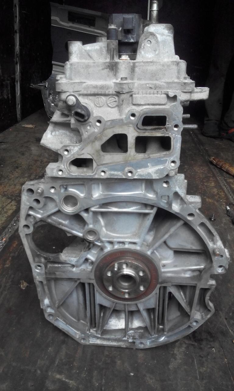 Двигатель H4J 700 Рено Меган 3 1.4 Turbo б/у