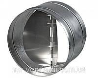 Обратный клапан металлический 125 мм