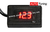 AURO - Тахометр-вольтметр для 4-х цилиндровых бензиновых двигателей, МИНИ ШТУРМАН 3