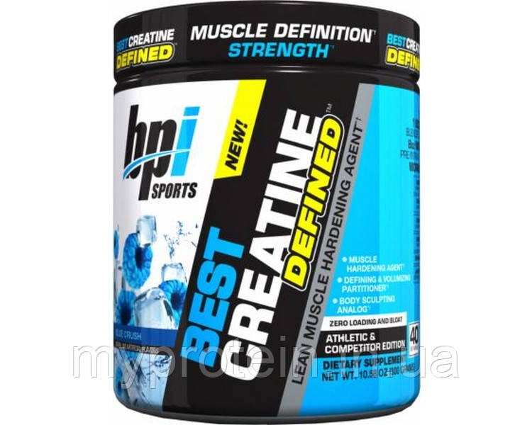 BPI sports Креатины Best Creatine 600 g