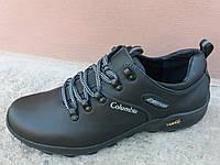 Мужские кожаные кроссовки Columbia аеро