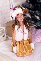 Маскарадный детский костюм Собачки для девочки