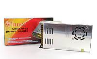 Адаптер 12V 30A METAL, импульсный блок питания 12v 30a