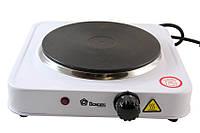 Электроплита дисковая Domotec plus HP-150, электрическая плитка