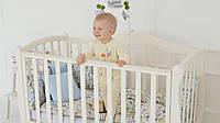 Детская кроватка для новорожденных Prestige 5 маятник