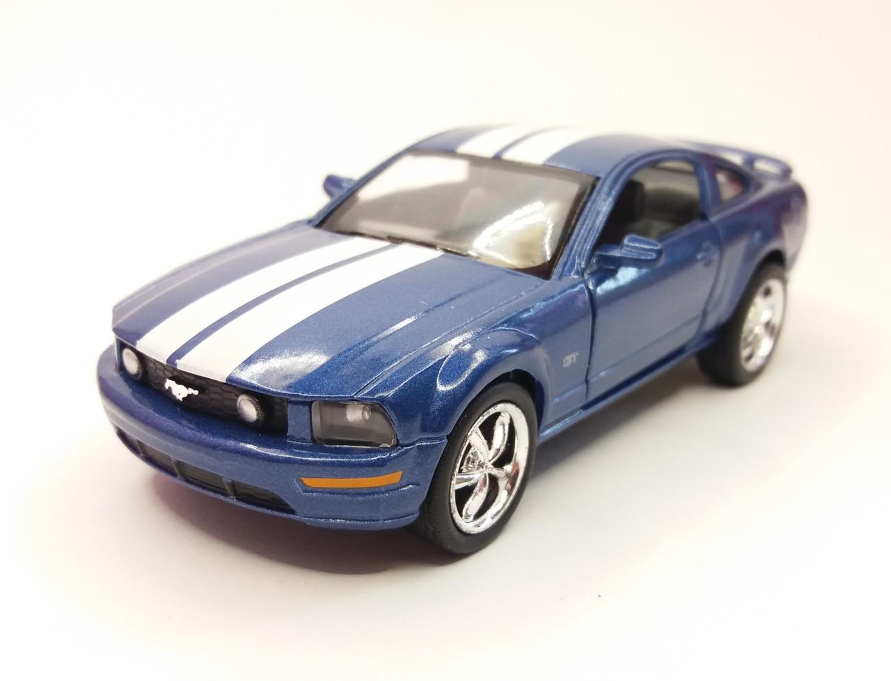 Автомобиль металлический KINSMART Ford Mustang GT
