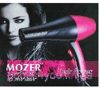 Фен для волос Mozer MZ-5910 3000W, мощный фен сушка для волос
