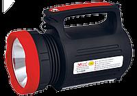 Фонарь-прожектор YJ-2886, аккумуляторный мощный ручной фонарь