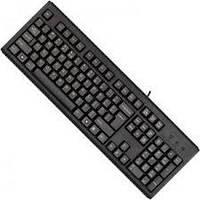 Клавиатура Ergonomic A4Tech KM-720 USB Black