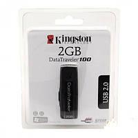 USB FLASH (ФЛЕШКА) KINGSTON DATATRAVELER SE9 2GB