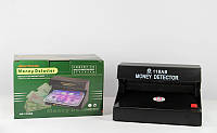 Портативный детектор валют 118AB Battery, ультрафиолетовый детектор подлинности валют