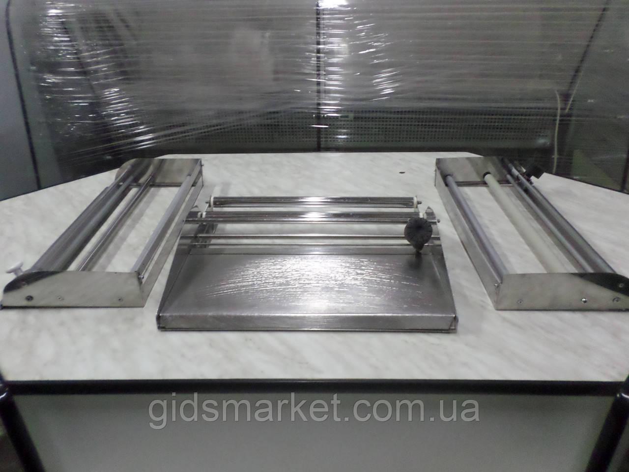 «Холодный упаковщик» стол б/у, размотчик для стретч-пленки бу