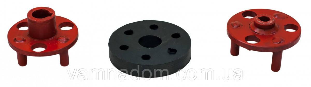Муфта металлическая АИД-1 (к-т 2 полумуфты)