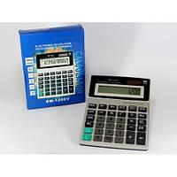 Калькулятор Kenko KK 1200, карманный калькулятор, компактный калькулятор, калькулятор настольный