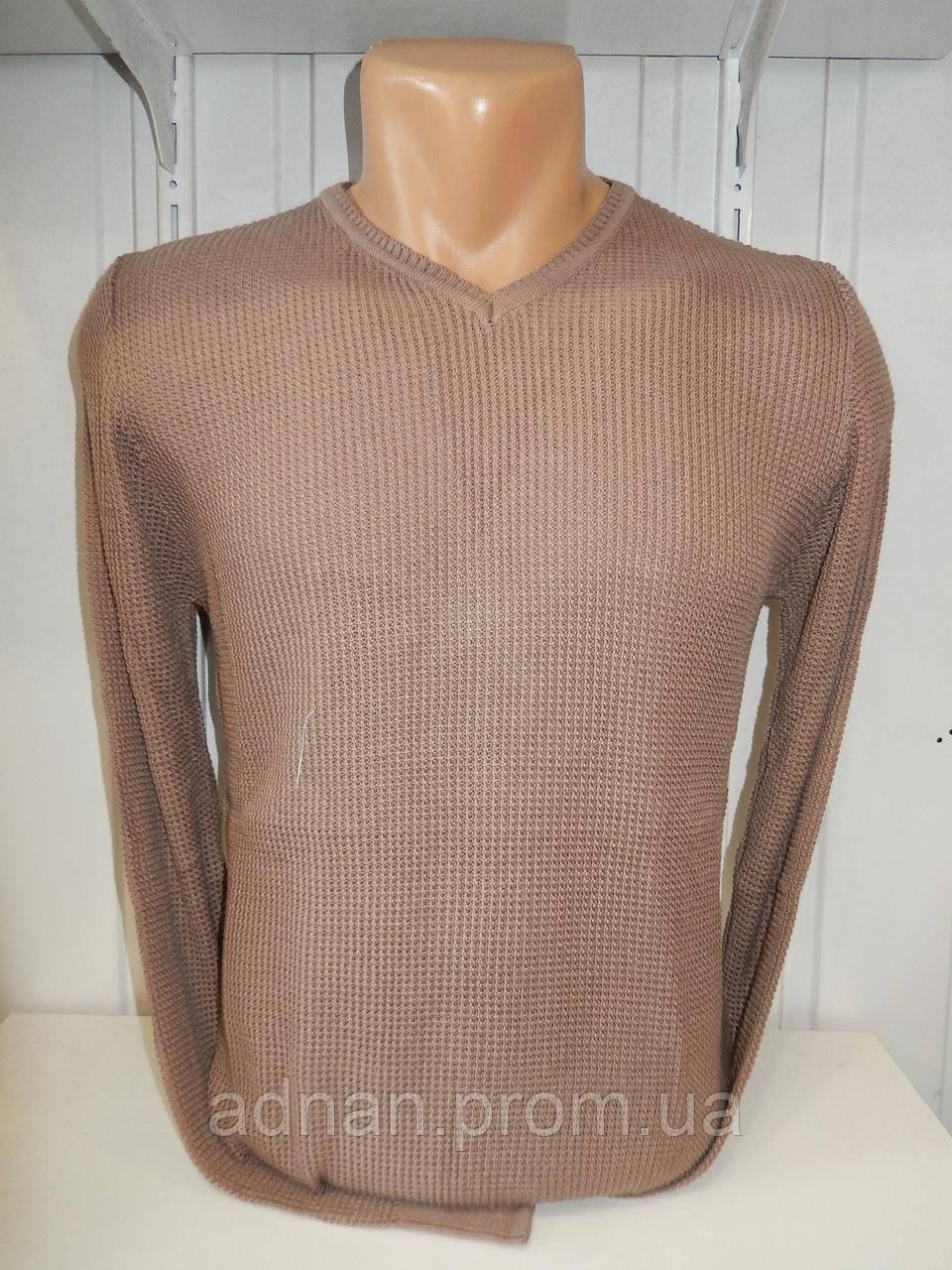 Свитер мужской Fodil's модель № 6216 007/ купиь свитер мужской оптом