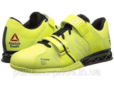 Штангетки Reebok Crossfit lifter plus 2.0