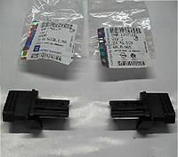 Направляющая (кронштейн, крепление) шторки багажного отделения черная правая GM 2345567 13431179 9918008552 OP