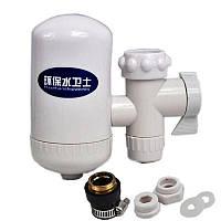 Керамический фильтр для очистки воды, насадка на кран, переключатель, фильтр для воды на кран