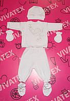 Детский комплект Милый ангел 108172 интерлок