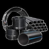 Труба полиэтиленовая ПЭ-80  25х2,3мм