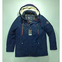 Мужская зимняя куртка БАТАЛ большой размер