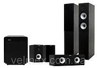 Комплект акустики Jamo 526HCS+Sub260 Black
