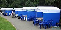 Торговые палатки для аренды