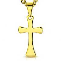 Средневековый крестик из медицинской стали, фото 1