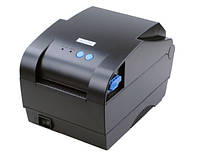 Термопринтеры чеков и этикеток 2в1 Xprinter 365B usb pos принтер для печати чека, ценников, штрих кодов