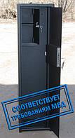 Сейф Оружейный СО 1100/2Т для хранения Двух Ружей высотой до 1080 мм с отделением для патронов