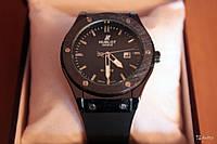 Наручные мужские часы Hublot, качественные часы наручные мужские, часы hublot копия, кварцевые часы
