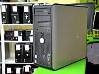 Системный блок Dell Optiplex  | Intel Core 2 Quad Q6600 | RAM 4 гб DDR2 | SSD 120 гб
