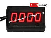 AURO - Тахометр + вольтметр автомобильный 2в1, ШТУРМАН 4