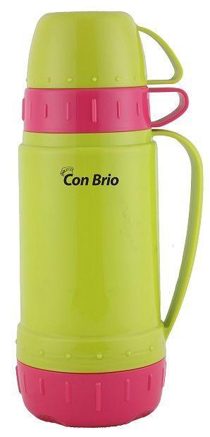 Термос 0,45л Con Brio СВ355 green