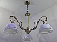 Люстра потолочная на 3 лампочки YR-2112/3