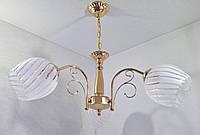 Люстра потолочная подвесная на 3 лампочки YR-8617/3