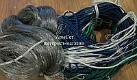 Одностенная сеть *японка* под финку, ячея 30, длина 25м, высота 1,5м