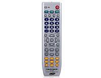 Универсальный пульт дистанционного управления 3-в-1 для телевизоров, проигрывателей VHS, DVD RM-88E