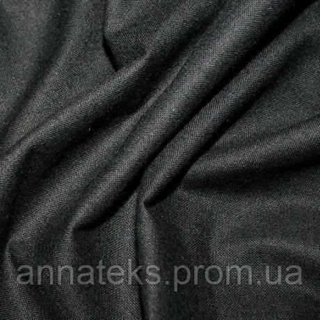 Ткань Бязь 88755 (ДОН) ЧЕРН. №315 2В2-179 ТКД 150СМ