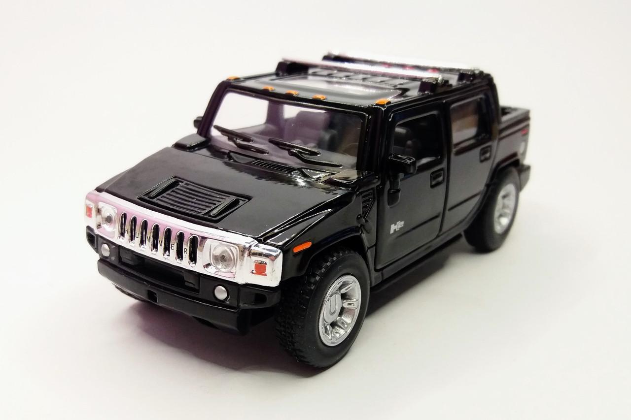 Автомобиль металлический KINSMART Hummer H2 (KT5097W)