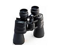 """Бинокль """"Tactics"""" 10-50x50 чёрный, фото 1"""