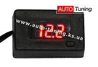 AURO - МИНИ 12 вольт, автомобильный вольтметр