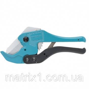 Ножницы для резки изделий из ПВХ, универсальные, D-42 мм, порошковое покрытие рукояток// GROSS