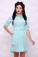 """Платье-рубашка """"Honey"""" PL-1511C, фото 1"""