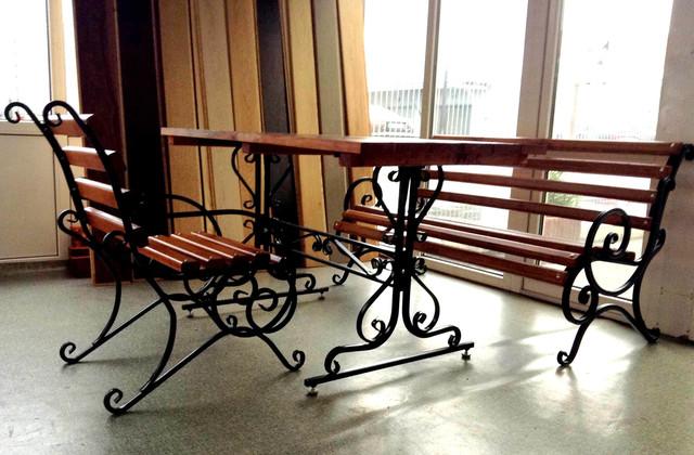 """Ковані столи """"Атланта"""""""