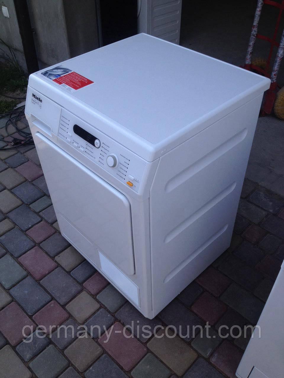 Сушильная машина Miele Wärmepumpentrockner T 8801WP Homecare X с тепловым насосом