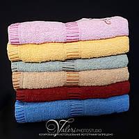 Махровое полотенце для лица 100х45. 100% хлопок